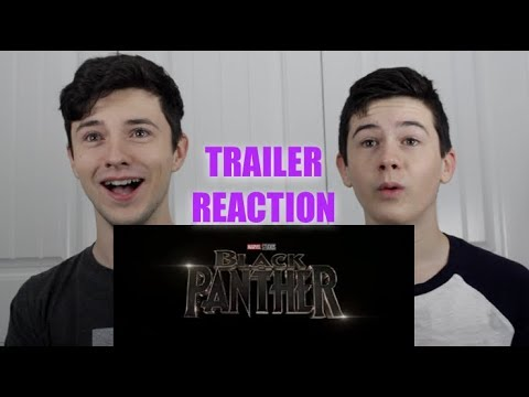 Thumbnail: BLACK PANTHER Trailer: Our Reaction