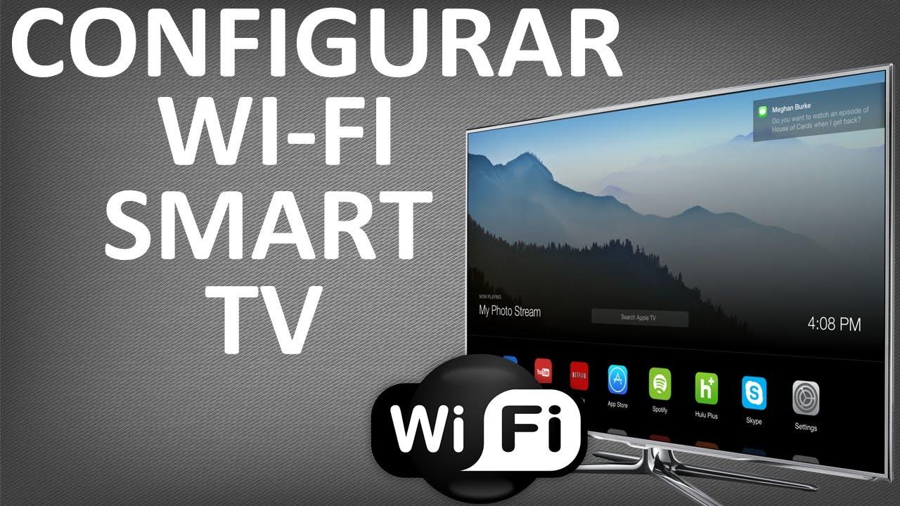 Como Conectar Wifi Na Smart Tv Youtube