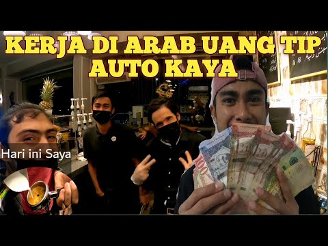 KERJA DI KAFE WITER ATAU BARISTA AUTO TIPING || TKI ARAB SAUDI