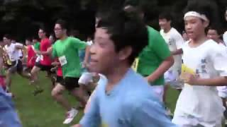 張振興伉儷書院 2013-14 社際越野賽