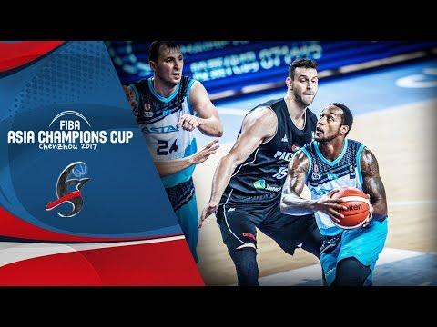 BC Astana (KAZ) v Sareyyet Ramallah (PLE) - Full Game - FIBA Asia Champions Cup 2017