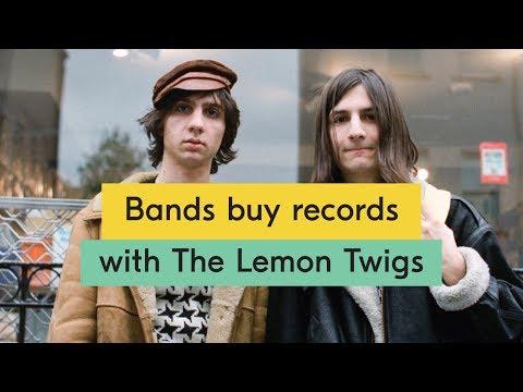The Lemon Twigs - Bands Buy Records Episode 09 mp3