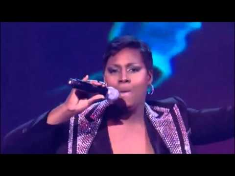 Beverley Trotman - I'm Every Woman (The X Factor UK 2007) [Live Show 5]