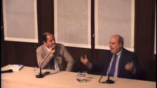 Alan Friedman presenta