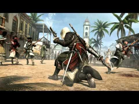Скачать Ассасин крид 4 блек флаг Assassins creed 4 Black
