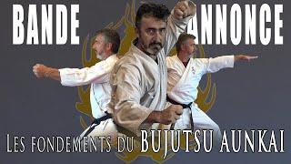 DVD ''LES FONDEMENTS DU BUJUTSU AUNKAI'' Bande annonce #1