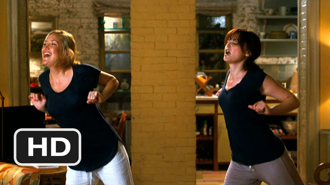 Something Borrowed #6 Movie CLIP - Push It Dance (2011) HD
