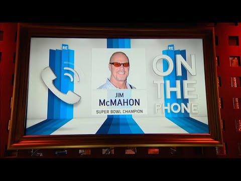Former Bears Super Bowl-Winning QB Jim McMahon Joins The Rich Eisen Show | Full Interview | 8/11/17