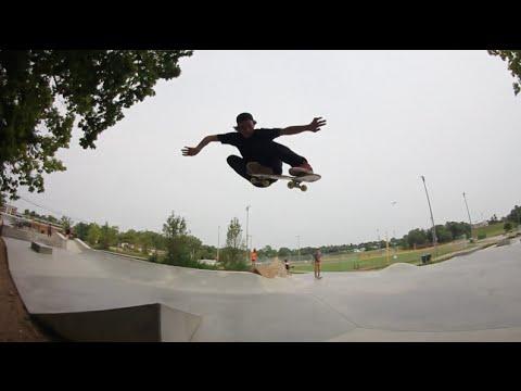 Ann Arbor Michigan Skatepark (Gage Smith & James Weber)