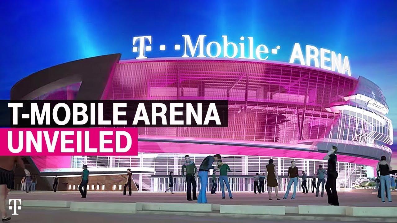 Introducing T Mobile Arena In Las Vegas T Mobile Newsroom