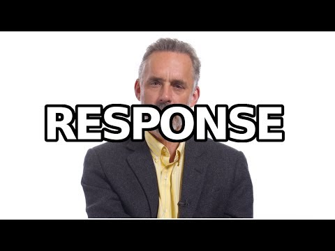 Jordan Peterson on Hierarchies (Response)
