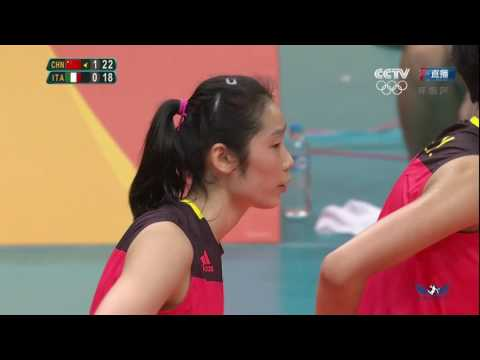横扫千军  Rio Games MVP Zhu Ting of China