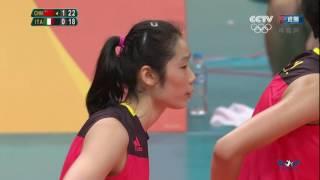 横扫千军  Rio Games MVP Zhu Ting of China
