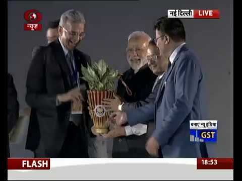 FULL EVENT: PM Modi at launch of the New Chartered Accountancy Course Curriculum in Delhi