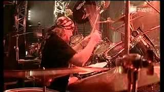 Saxon Live at Rocksound Festival 2006