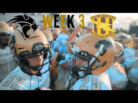 WEBS STARTING!! || Western high VS. Hallandale high school