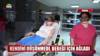 Magandalar 7 Aylık Hamile Kadını Vurdu