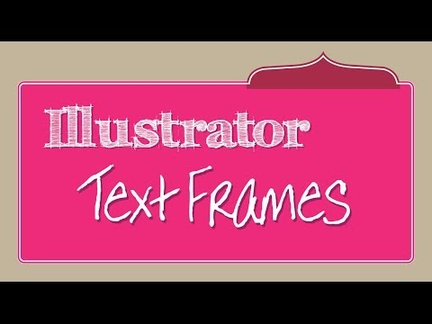 Make Text Boxes in Illustrator - Create Colorful Frames for Text ...
