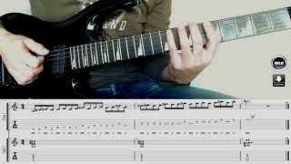 Free Guitar Licks Series #1 - A Lydian