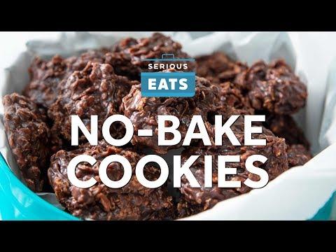 The Easiest No-Bake Cookies