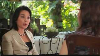 LOREN LEGARDA Senator Loren Legarda on POWERHOUSE