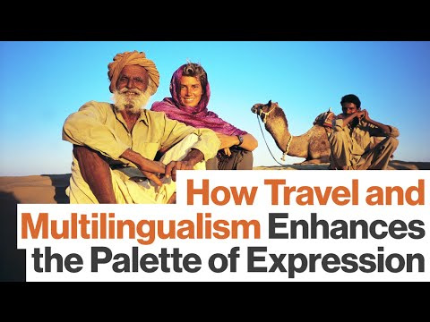 How Being Multilingual Changes You, From Trilingual 'Life of