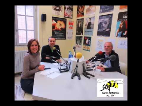 Interview ENOA sur Radio Mon Païs (Toulouse) le 24/01/14