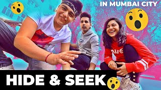 HIDE AND SEEK IN CITY CHALLENGE | Rimorav Vlogs