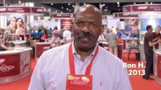 AARP Member Advantages Member Testimonials - Ron H. 2013