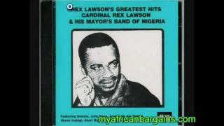 Rex Lawson - Sawale