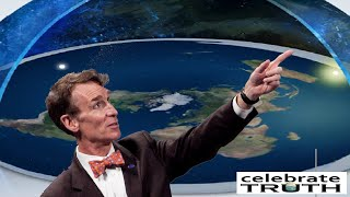 "Bill Nye ""The Earth Is A Closed System"" Guy - There"