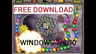 zuma deluxe free download full version windows 7