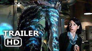 La Forma Del Agua (The Shape Of Water) - Trailer Subtitulado Español Latino 2017 Guillermo Del Toro