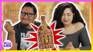Latinos Try Mamajuana For The First Time