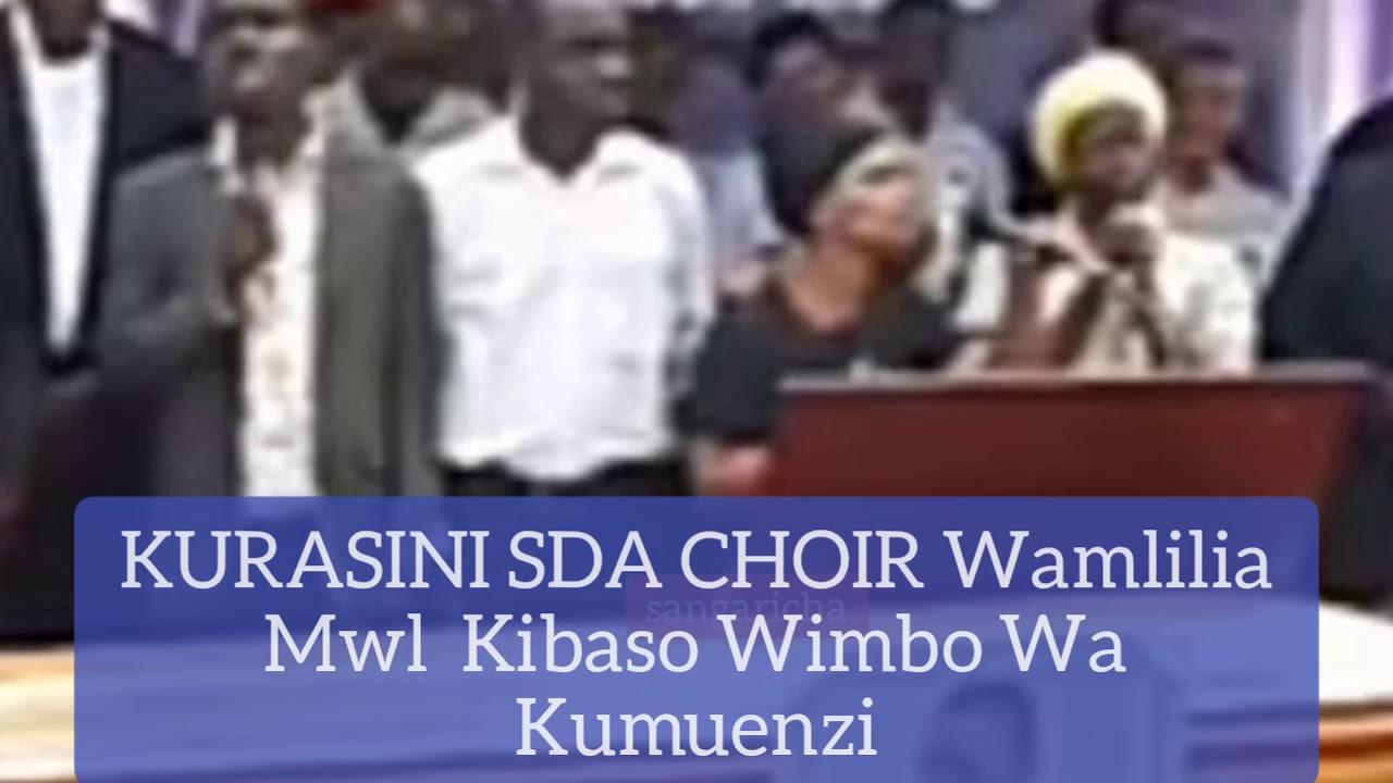 Download KURASINI SDA CHOIR | Wimbo wa Kumuenzi Mwl. KIBASO.