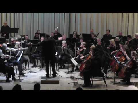 Dvorak - Symphony #8 / Monterey Peninsula College Orchestra