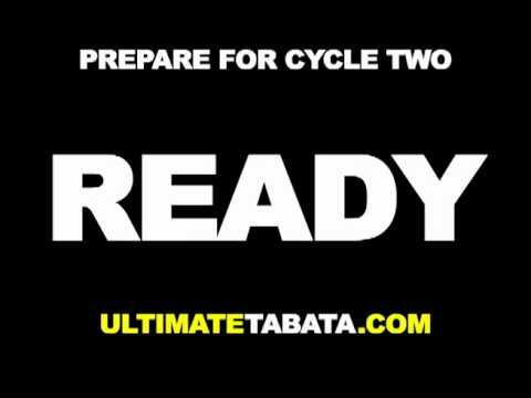 Ultimate Tabata Timer - Three Cycles