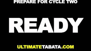 Ultimate Tabata Timer - Three Cycles