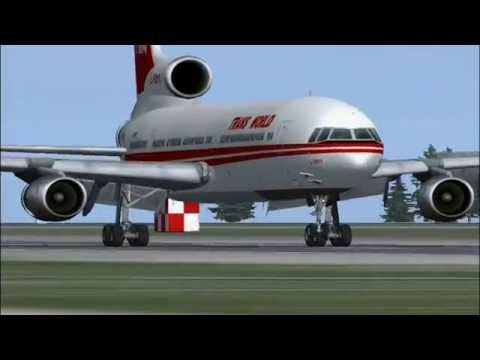 FS2004 - Lockheed L-1011 TriStar