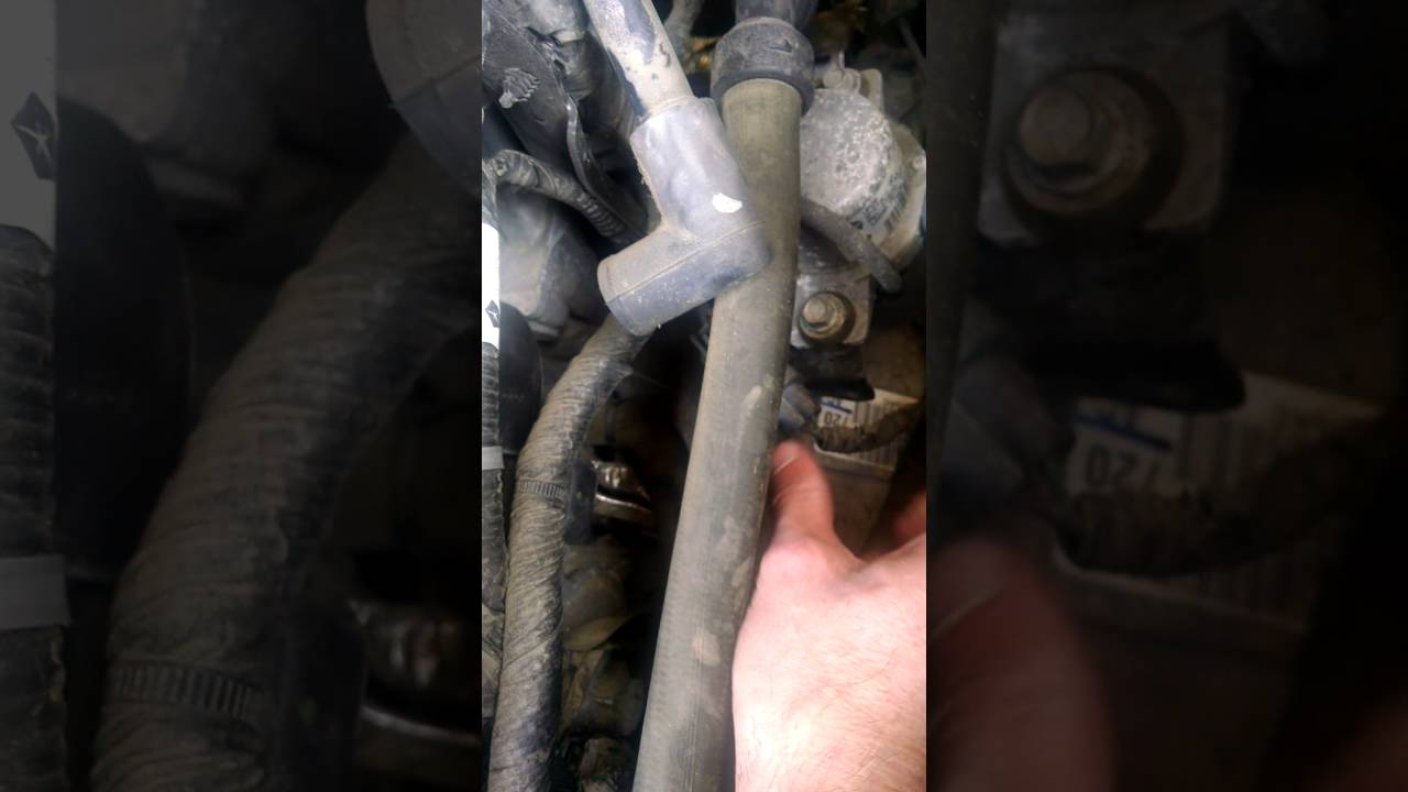 Chevrolet Chevy Van besides Bmw Check Coolant Level also Maxresdefault also F F Img also Oil Level Check Part. on bmw oil pressure switch location