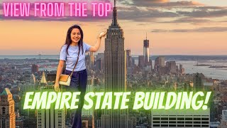 New York: Empire State Building and much more ||Tibetan Vlogger