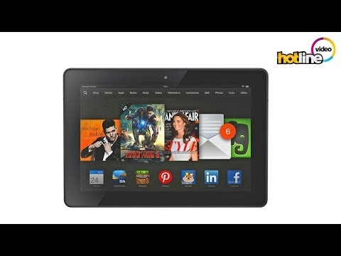 "Обзор планшета Amazon Kindle Fire HDX 8.9"""