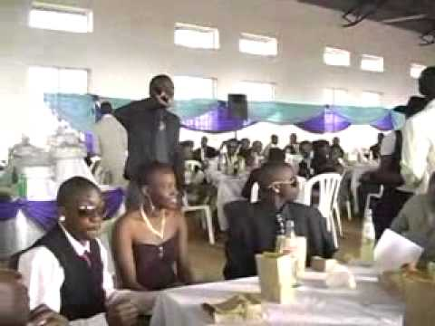 St Maria Goretti SSS Katende leavers party 2008