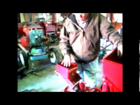 Two Row Covington Planter Youtube
