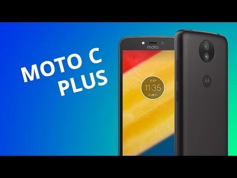 Motorola Moto C Plus [Análise / Review]