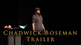 Chadwick Boseman Trailer by YOUNG DOUGLAS :: UCB New York Maude Night at January 27, 2020 :: 3 of 6