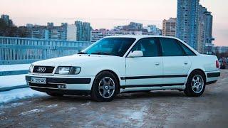 Audi 100  2.8 - не хуже чем BMW или Mercedes