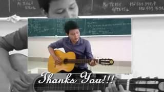 Tình yêu lung linh - Guitar Cover Hiếu KC