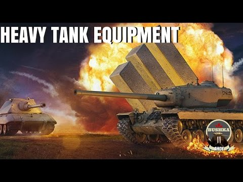 Heavy Tank Equipment Builds Update 3 8 World Of Tanks Blitz