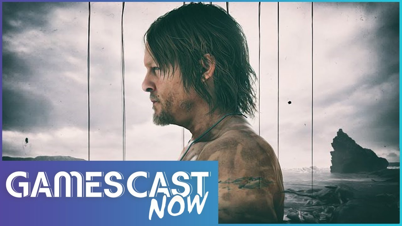 Will Death Stranding Get A Release Date At E3? - Gamescast Now Ep.44 (T.1)